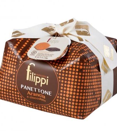 Chocolate & Orange panettone