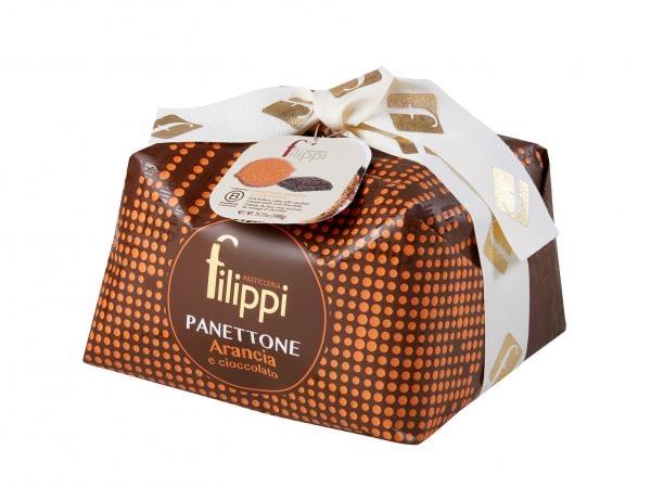Chocolate & Orange panettone