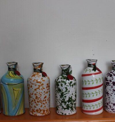Ceramic Oil