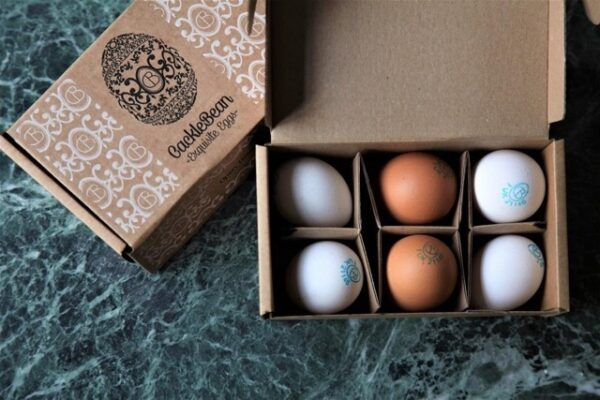 Cacklebean Eggs